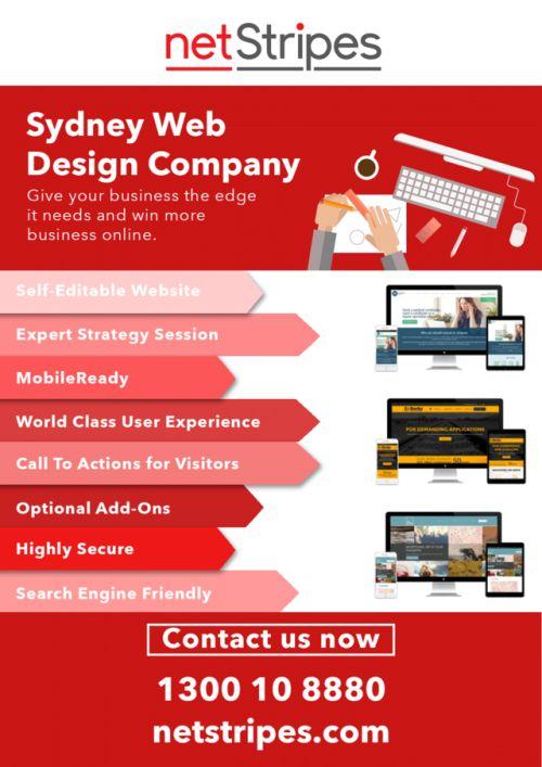 8 Business Advantages with Web Design Company Sydney #CalltoAction #MobileFriendly #SEO #webdesignCompanySydney