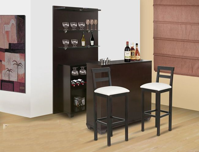 Best 25 muebles para bar ideas on pinterest peque as - Barras de bar para casa ...