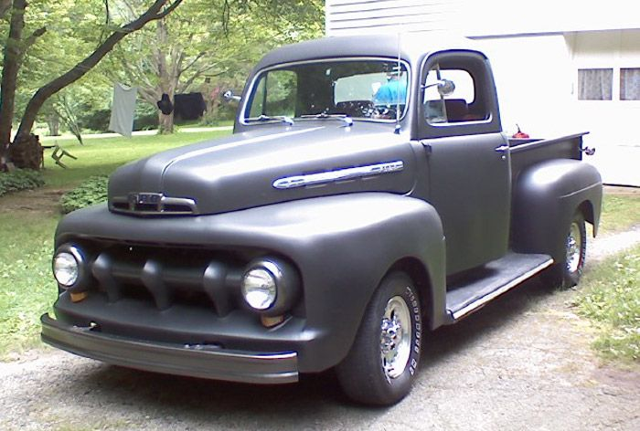 1951 Ford Pickup Probably The Most Popular Moonshine