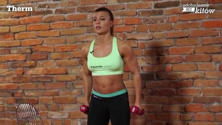 Trening ramion dla kobiet - FULL ARM WORKOUT - Natalia Gacka