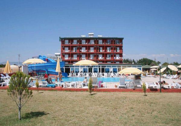 Syedra Club, Syedra Club Kızılot veya Syedra Club Kızılot Hotel olarak bilinen otele ait bilgiler ve tüm Side Otelleri Alsero Turda.