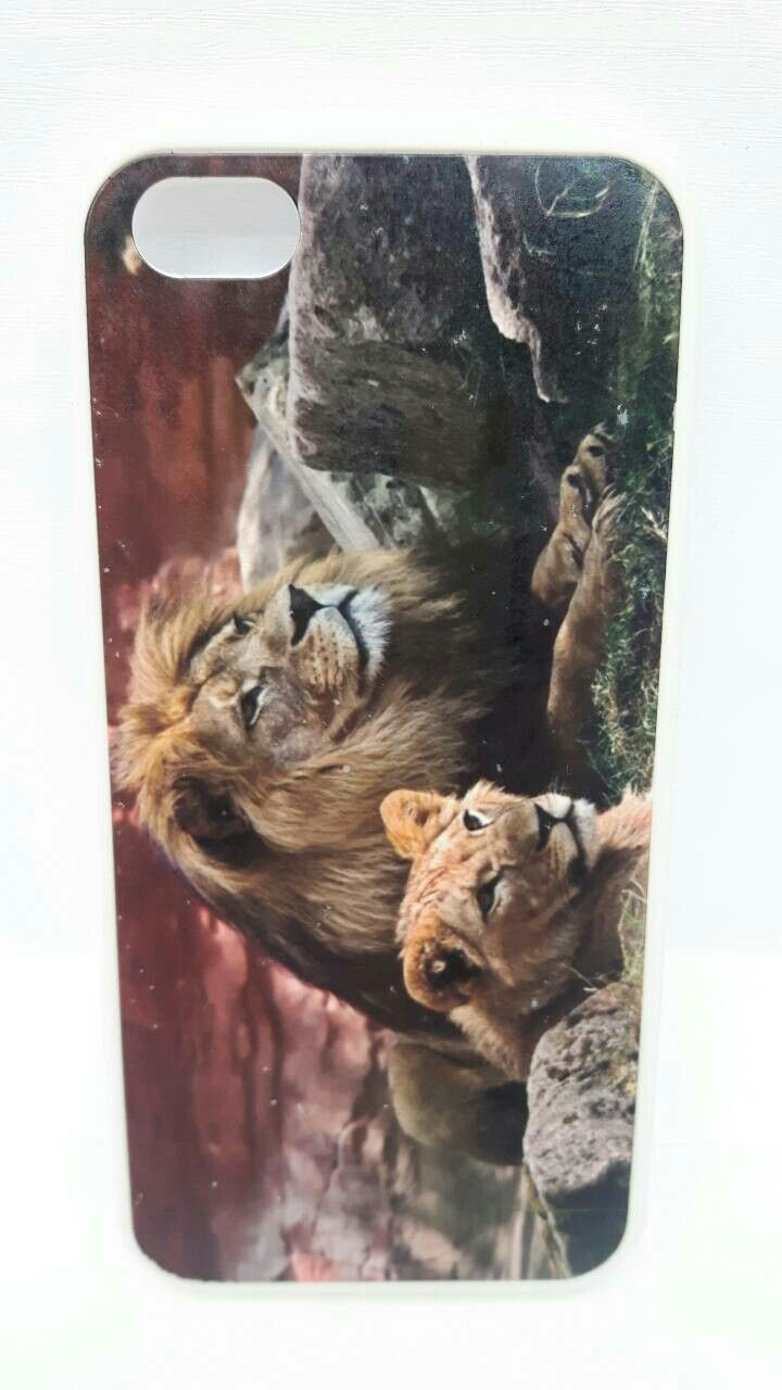 Personalised phone cover with print of your choice