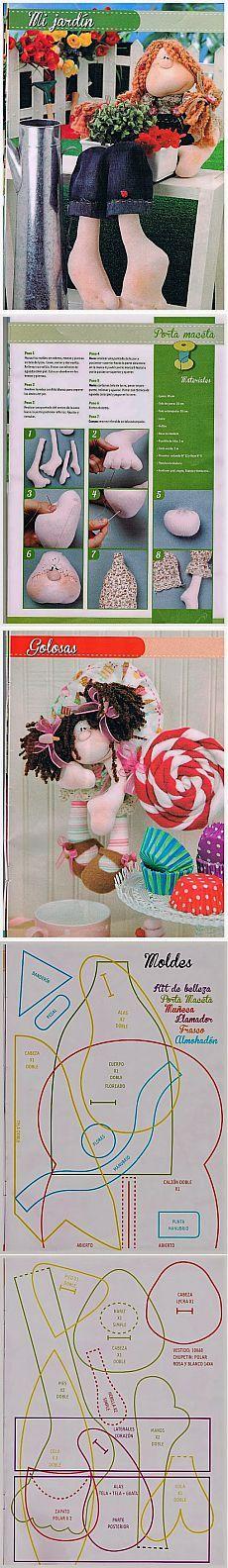 Mimin Doll: Girls