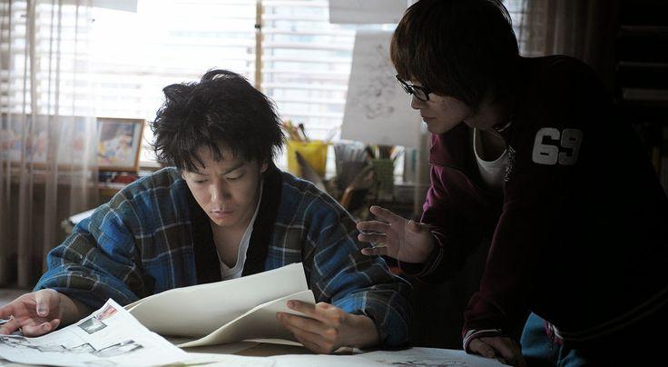 Bakuman live-action movie no.1