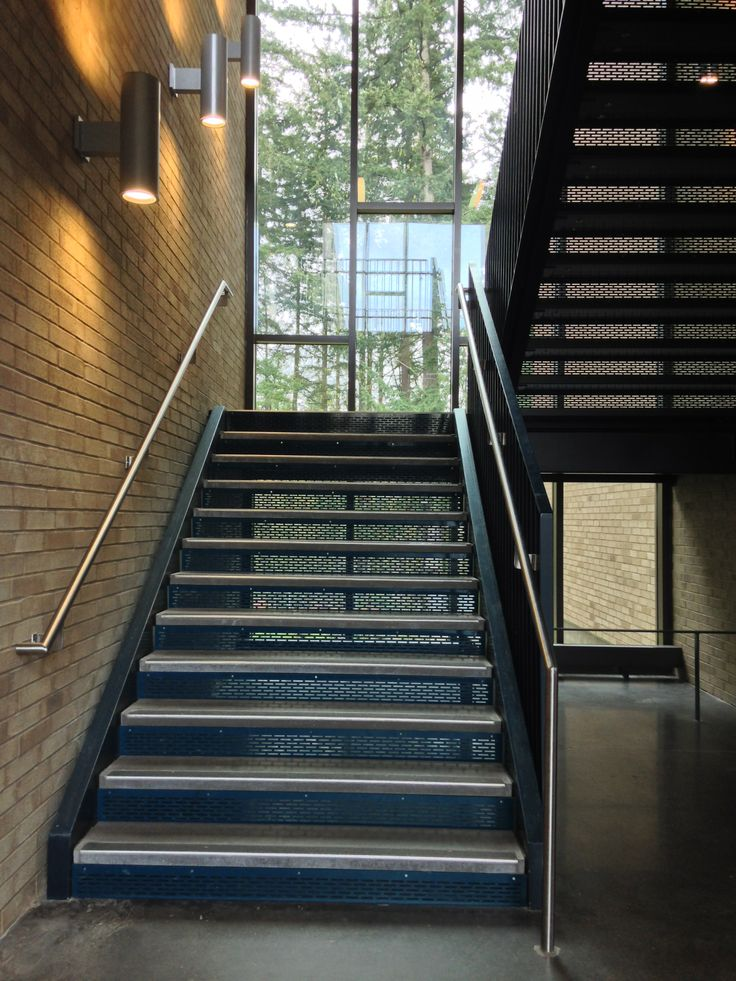 Views 1 At Stairs And Landing Stairs Elementary