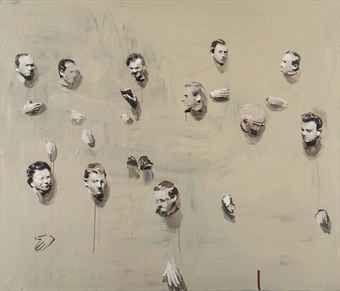 Remote Heads, Michael Borremans
