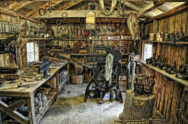 1000 Ideas About Blacksmith Shop On Pinterest