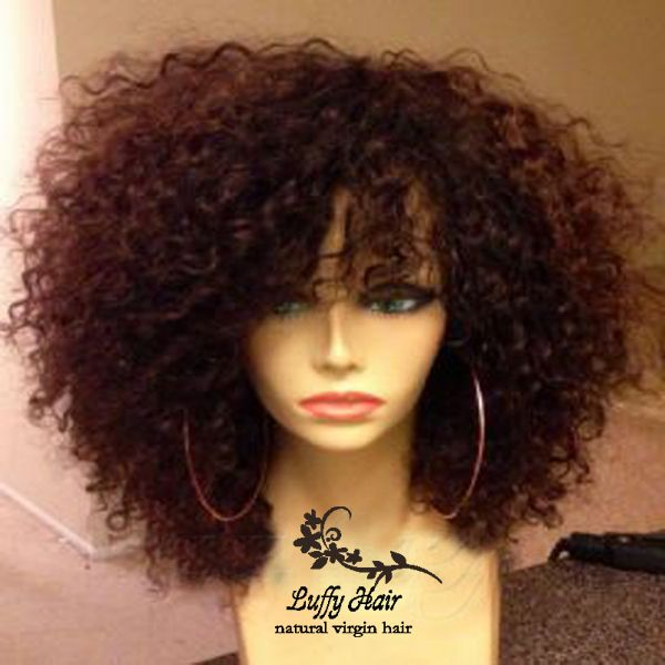 Curly Wigs For Black Hair 9