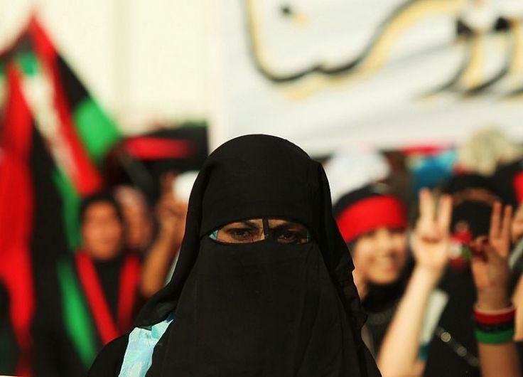 The French burqa ban | OUPblog