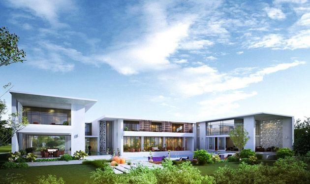 UAE Golf: DAMAC Properties Kicks-Off First Phase of Sales in 'AKOYA by DAMAC'   UAE Golf News