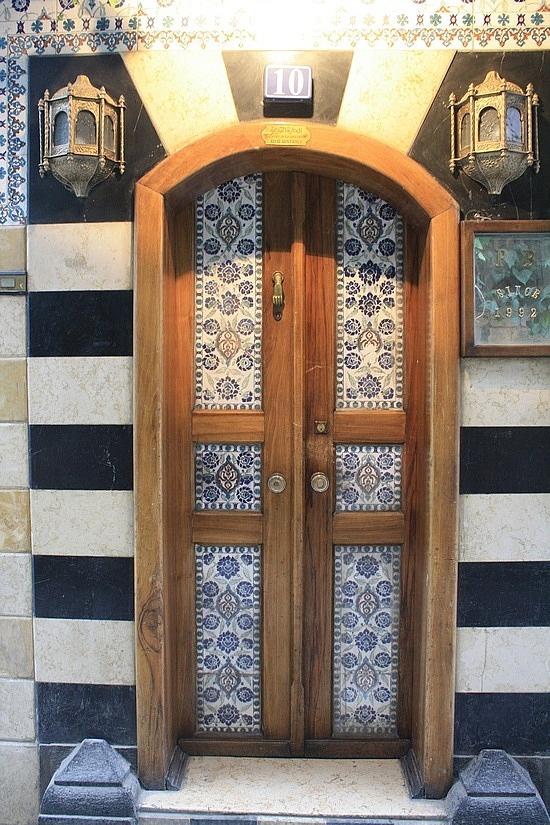 Damascus, (Syria).