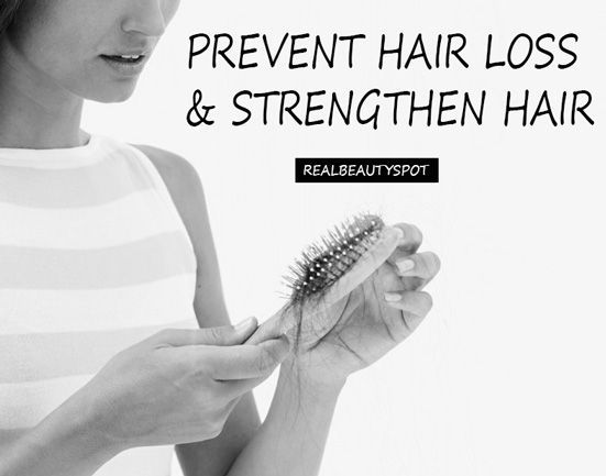 Foods to stop hair loss and strengthen hair - ♥️ Real Beauty Spot ♥️