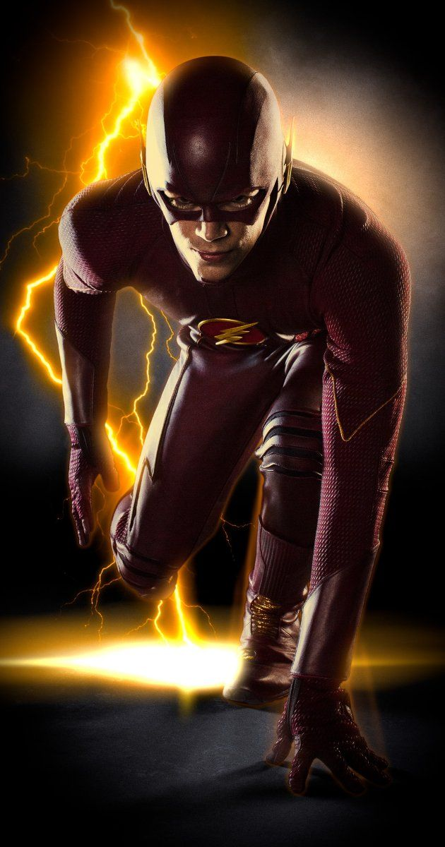 The Flash - A TV show centered around scientist Barry Allen, who suffers a freak accident that turns him into a superhero with the power of incredible speed.