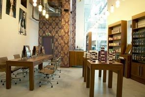 Hershesons Blow Dry Bar, London