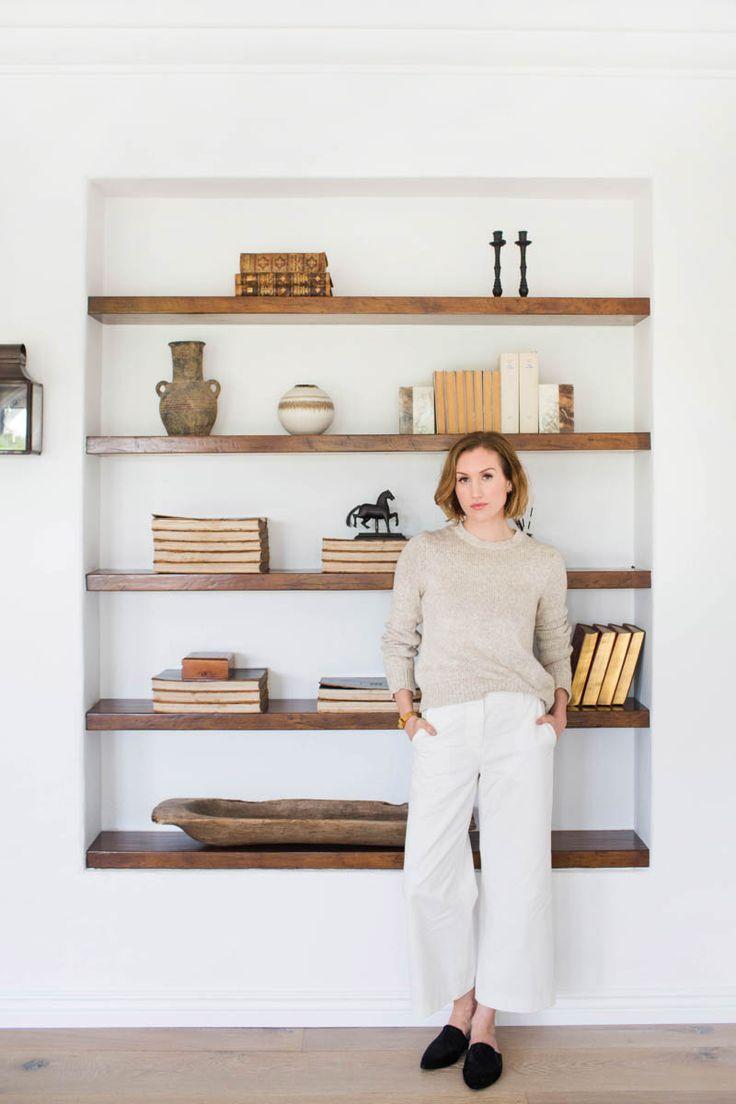 Best 25+ Recessed shelves ideas on Pinterest   Door studs ...