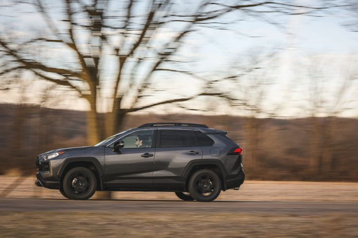 The 2020 Toyota RAV4 TRD OffRoad looks the part, but is