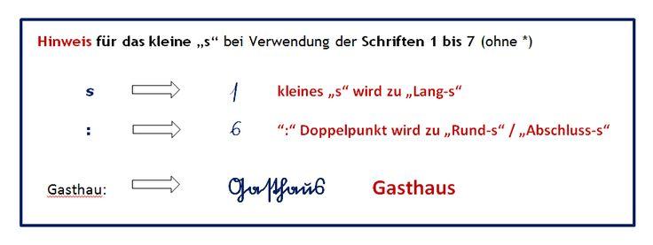 Alte deutsche Schrift / Altdeutsche Schrift / S慤terlin - Lesen - Abschriften