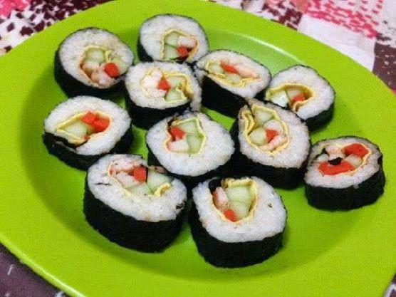 Kuih Maretha: Sushi Maknyos