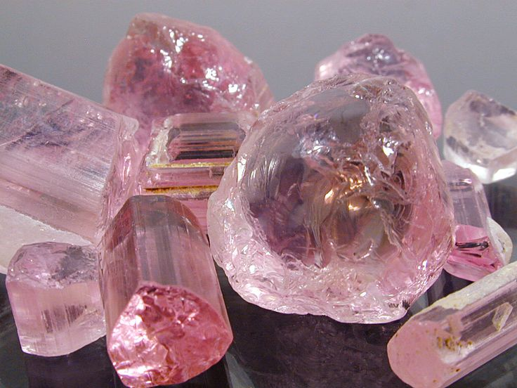 Pink Tourmaline from Afghanistan | Buy natural loose #gemstones online at mystichue.com