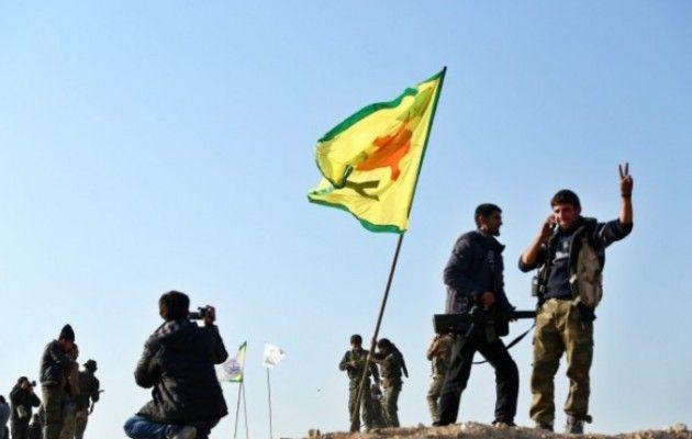 Αγνώστου ταυτότητας τζετ βομβάρδισε τους Κούρδους της Συρίας