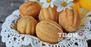 """""""Печенье орешки"""" - cамый вкусный рецепт :)"""