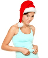 Want a flat stomach for Christmas? | Diet and Weight loss | Pinterest