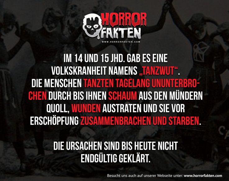 TANZWUT  #horrorfakten