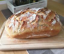 Dinkel-Joghurt Brot Mehr