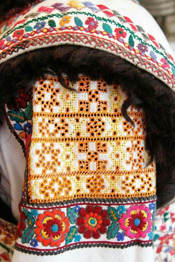 Kolomyia, Museum of Hutsul and Pokuttian embroideries.