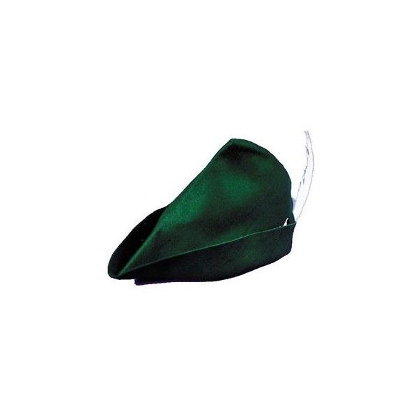 PETER PAN ELF FELT HAT COSTUME NEW GC148 ❤ liked on Polyvore featuring costumes, fancy halloween costumes, green halloween costume, santa's helper costume, green elf costume and green costumes