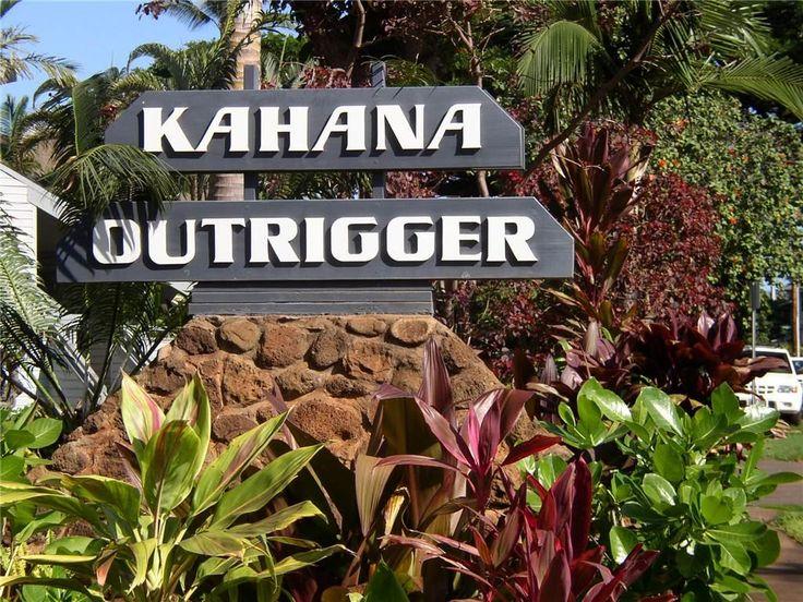 Kahana Outrigger 3A2, Vacation Rental in Lahaina South Side Maui Hawaii USA Condo