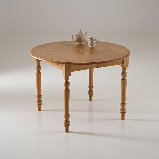 17 meilleures id es propos de tables rondes sur pinterest tables rondes - La redoute table ronde ...