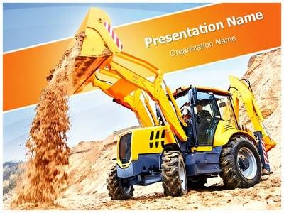 Wheel Loader Excavator Powerpoint Template is one of the best PowerPoint templates by EditableTemplates.com. #EditableTemplates #PowerPoint #Highway #Sand Quarry #Machine #Dump #Tractor #Sandpit #Sand #Construction #Excavation #Mover #Industry #Equipment #Mining #Gravel #Building #Construction Site #Backhoe #Eathmoving Works #Vehicle #Dig #Wheel Loader #Dredger #Unloading #Machinery #Bulldozer #Work, #Sand Pit #Earthmover #Dumper #Heavy-Duty #Industrial #Excavator #Digger #Truck
