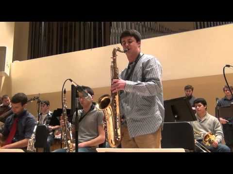 SRU Jazz Ensemble - The Taking of Pelham 123 (David Shire arr. Mike Tomaro) - YouTube