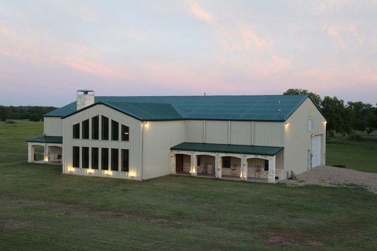Steel building gallery category custom building 16 for Custom pole barn homes