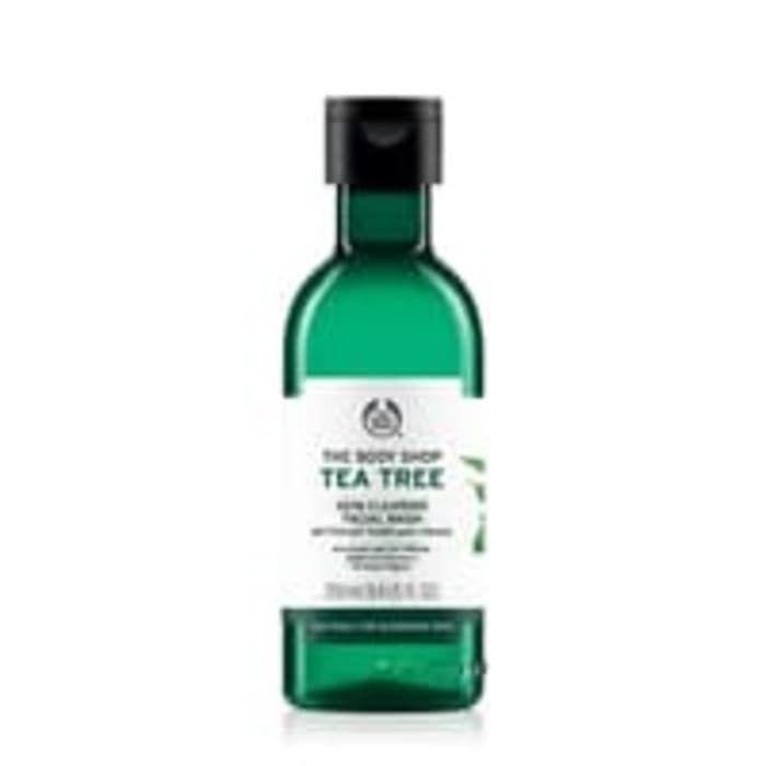 Tea Tree The Body Shop Untuk Jerawat