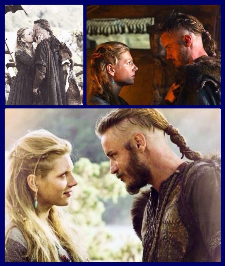 Vikings on History channel. Filling the hole left by Rome. Ragnar & Lagertha.