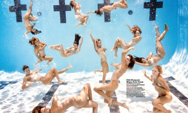 US women;s water polo team