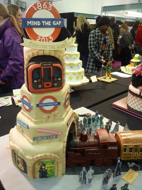 Celebration of 150 years London Underground