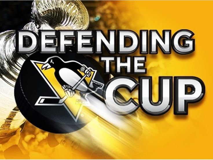 Defending the Stanley Cup! Back-to-Back Eastern Conference Champs, the Pittsburgh Penguins (2017)