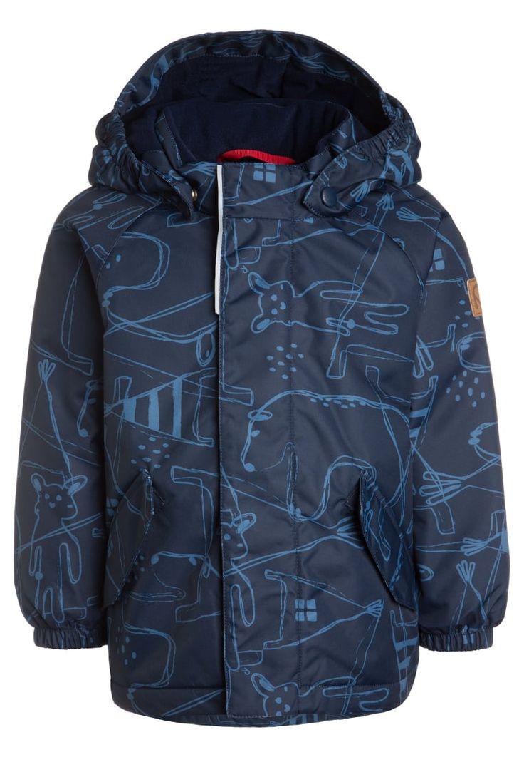 ¡Consigue este tipo de chaqueta de invierno de Reima ahora! Haz clic para ver los detalles. Envíos gratis a toda España. Reima BABY REIMATEC WINTER JACKET OLKI Chaqueta de invierno navy: Reima BABY REIMATEC WINTER JACKET OLKI Chaqueta de invierno navy Ropa   | Material exterior: 100% poliéster | Ropa ¡Haz tu pedido   y disfruta de gastos de enví-o gratuitos! (chaqueta de invierno, chaqueton, chaquetón, winterjacke, chamarra de invierno, veste d'hiver, giacca da inverno)