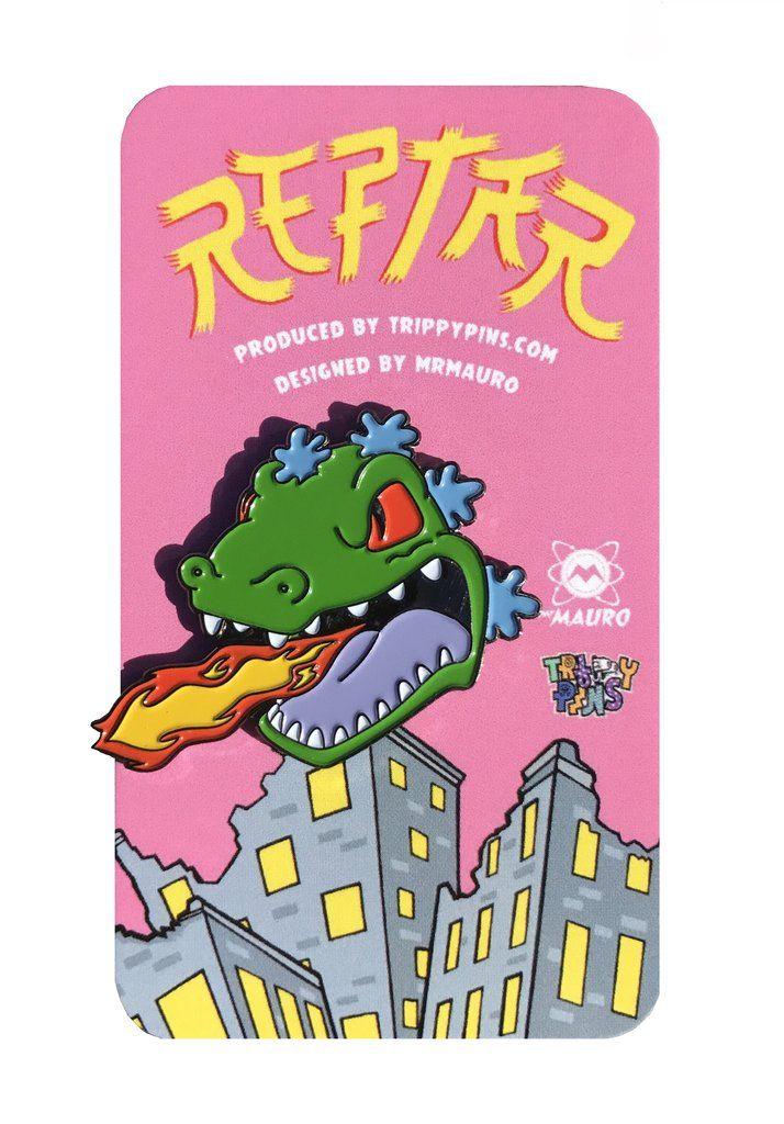 Reptar | Rugrats | Pin
