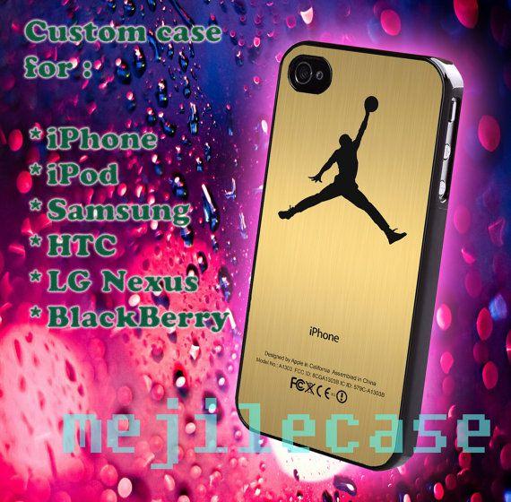 Air Jordan iphone 4/4s iphone 5/5s/5c Blackberry HTC One by mejile, $12.10