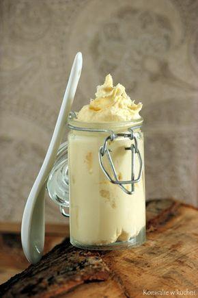 Konwalie w kuchni: Mascarpone domowe na soku z cytryny