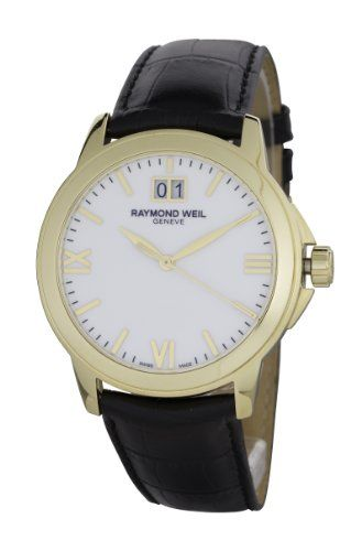 Raymond Weil Watches Herren-Armbanduhr XL Tradition Analog Quarz Leder 5476-P-00307 - http://uhr.haus/raymond-weil/raymond-weil-watches-herren-armbanduhr-xl-analog-2