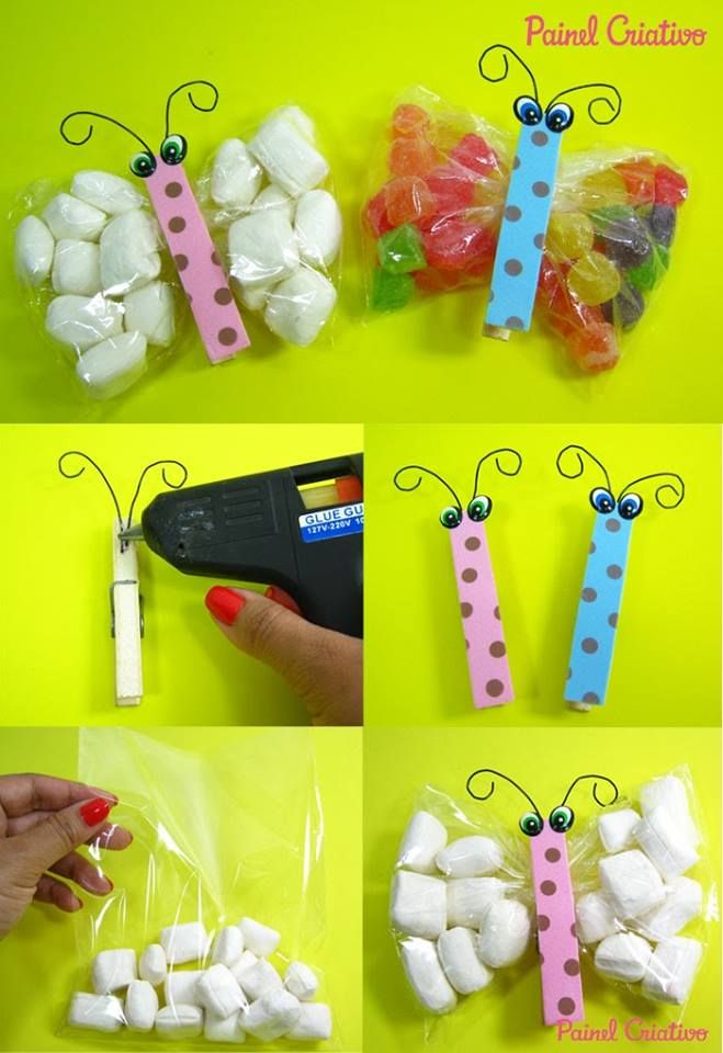 Idea para fiesta infantil .