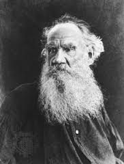 """Might not everything I think and believe be nonsense?"" Leo Tolstoy"