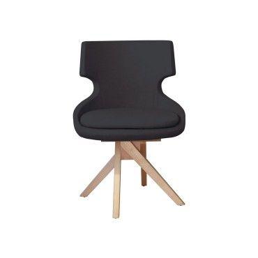 Πολυθρόνα 0103. Πολυθρόνα με ξύλινο σκελετό από φουρνιστή οξιά, σε χρώμα βαφής και χρώμα υφάσματος-δερματίνης επιλογής σας. Κατάλληλη για καφετέριες, μπαρ, ξενοδοχεία.