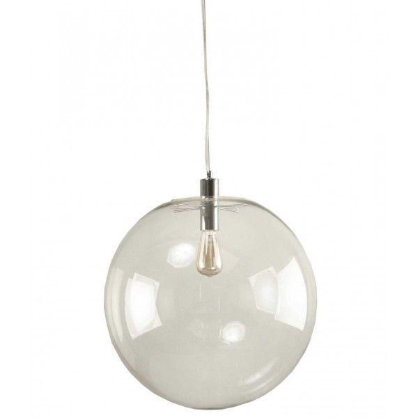 lámpara glass ball | Tiendas On