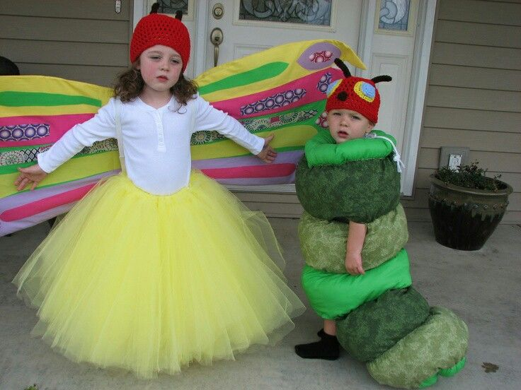 Big sister costume for party.